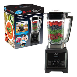 2000W Heavy Duty High Powered Professional Level Blender - 9 Speed Settings - theskinnyfoodco