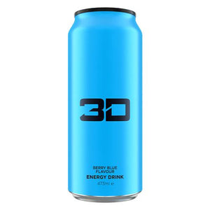 3D Energy Drinks 473ml - theskinnyfoodco