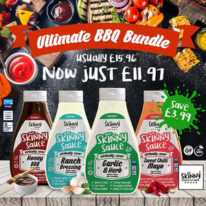 THE ULTIMATE BBQ BUNDLE - theskinnyfoodco