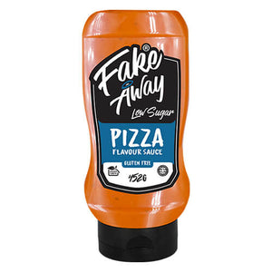 Pizza Fakeaway ® zema cukura mērce 452ml - theskinnyfoodco