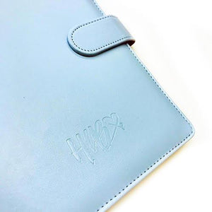 A5 Filofax Artificial Leather Organiser + Optional Motivational Insert - theskinnyfoodco