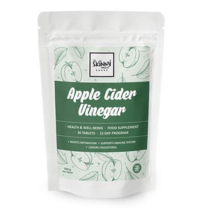 Apple Cider Vinegar Tablets (30 Tablets) - theskinnyfoodco
