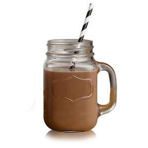 Chocolate Flavour - Low Calorie Sugar Free High Protein Meal Replacement Drinks 94 Calories (10 Drinks) - theskinnyfoodco
