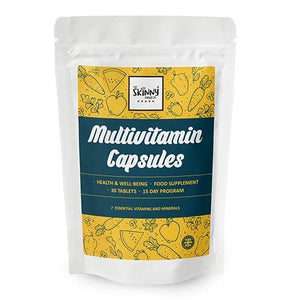 Daily Multivitamin Capsules (30 Tablets) - theskinnyfoodco