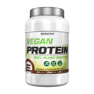 Effectiv Sports Nutrition Vegan Protein 908g - 24g of Protein (3 Flavours) - theskinnyfoodco