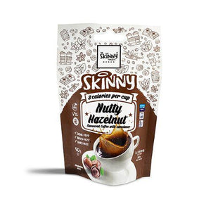 Hazelnut #NotGuilty Flavoured Instant Coffee - theskinnyfoodco