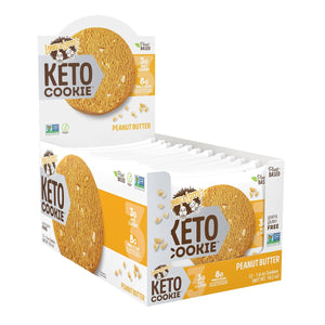 Lenny & Larry's Keto Cookie - 45g x 12 Box. - theskinnyfoodco