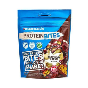 Maximuscle Protein Bites 110g Pouch - 20g Protein Per Serving - theskinnyfoodco
