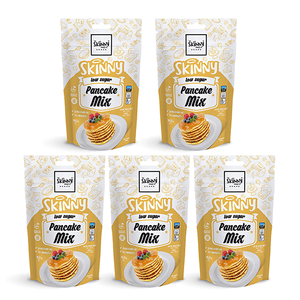 #NotGuilty Low Sugar Pancake Mix - Bundle Offers Available - theskinnyfoodco