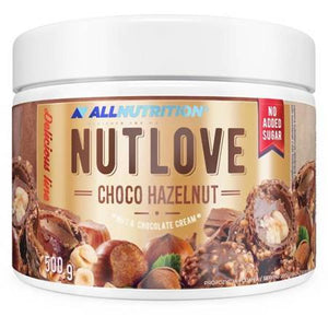 NutLove No Added Sugar Spread 500g - theskinnyfoodco