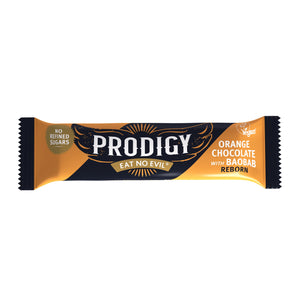 Prodigy Low Sugar Vegan Chocolate Bars - 6 Flavours - theskinnyfoodco