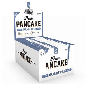 Protein Pancakes - No Added Sugar 136 Calories Each (12 x 45g Pancakes) - theskinnyfoodco