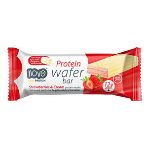 Protein Wafer Bar 12g Protein - 1 x 40g Bar - theskinnyfoodco