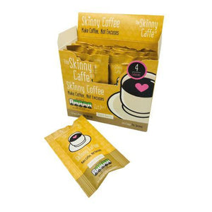 Skinny Vanilla Coffee Box (15 Single Serving Sachets) - theskinnyfoodco