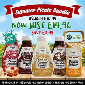SUMMER PICNIC BUNDLE - theskinnyfoodco