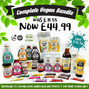 The Complete Veganuary Bundle - theskinnyfoodco