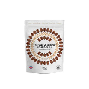 The Great British Porridge Co Instant (385g Pouch) - theskinnyfoodco