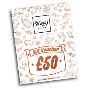 The Skinny Food Co Gift Card - e-voucher - theskinnyfoodco