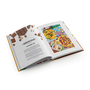 The Skinny Food Co Healthy Recipe Book - 1st Edition - theskinnyfoodco