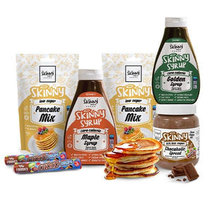 The Ultimate Pancake Bundle - theskinnyfoodco