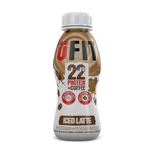 UFIT High Protein Health Shakes 22g Protein (5 Flavours) - theskinnyfoodco
