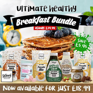 Ultimate Healthy Breakfast Bundle (SAVE £5.45) - theskinnyfoodco
