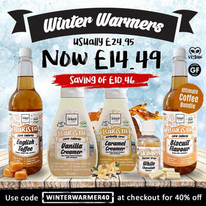 Winter Warmer Coffee Bundle - theskinnyfoodco