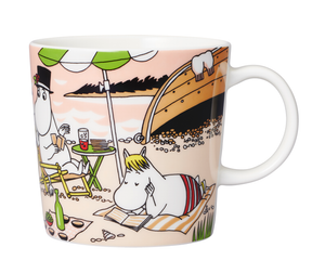 "Becher MOOMIN Midsummer 2021 ""Together"""