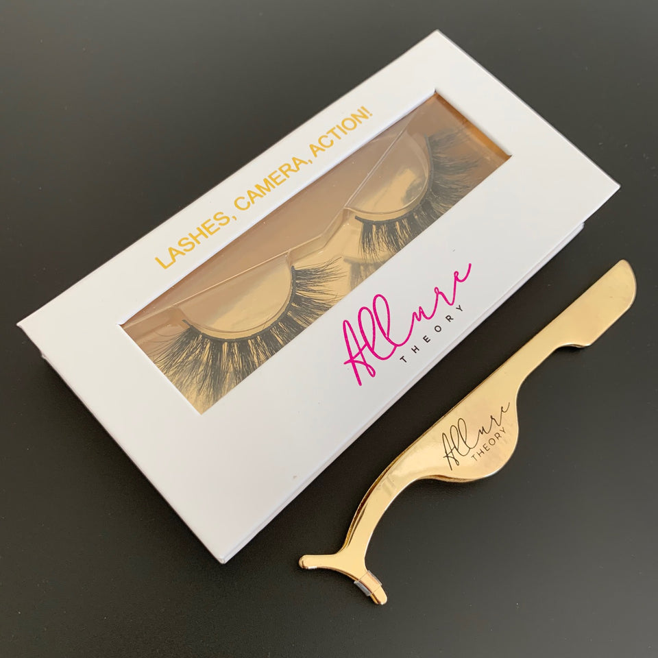 Cruelty Free Faux Mink Lashes