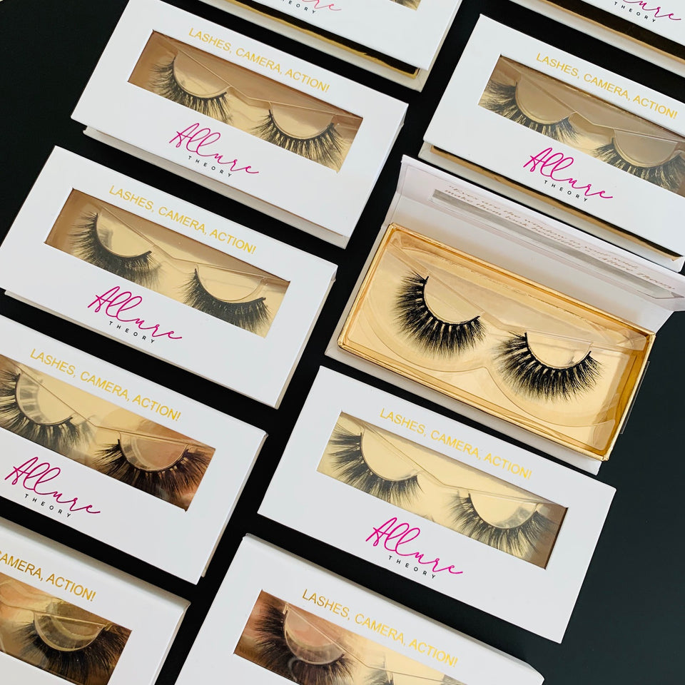 High Quality Silk Lashes