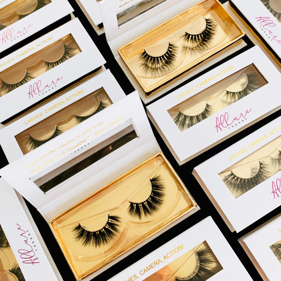 Most Glamorous 3D Mink Lashes