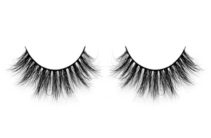 Drama Queen lashes for drama with sophistication, 3D Mink lashes - the most fluffiest, softest, incredibly lightweight, and comfortable mink lashes.