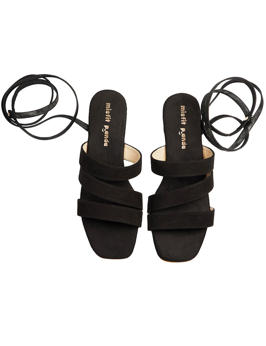 Bella Wrap Sandals