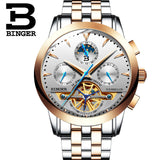Tourbillon Men Top Luxury Brand Watches