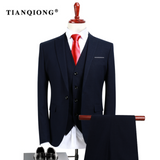 Black male Slim Fit  Dress