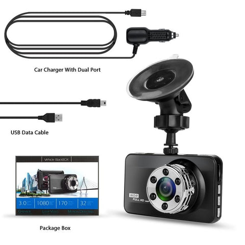 car camera and recorder