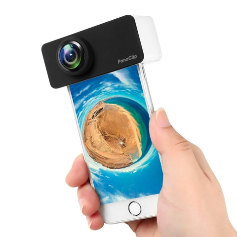 Camera lens in mobile phone lens 360 degree