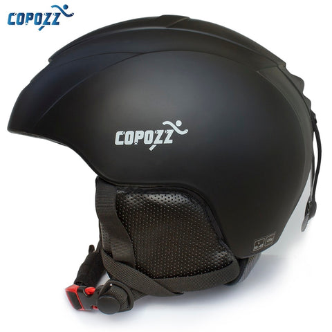 COPOZZ Ski Helmet  Integrally-molded Snowboard helmet Men Women