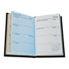 Year 2020 Calf Leather Pocket Planner, 5x3 | D753C