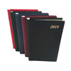 Year 2020 Crossgrain Leather Pocket Planner, 5x3 | Pencil in Spine | D753LJ
