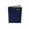 2021 CROSSGRAIN Leather Pocket Calendar Book | 4 x 2.5