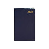Year 2020 Crossgrain Leather Pocket Planner, 5x3 | D753L