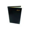 2021 Leather Pocket Planner | 5 x 3