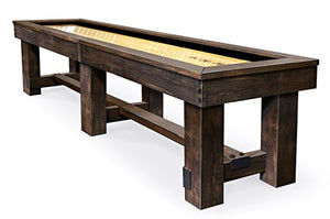 "Olhausen 12' x 20"" Breckenridge Shuffleboard stock photo"