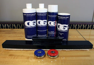 shuffleboard care products