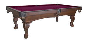 Americana II Olhausen Pool Table