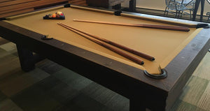Breckenridge Olhausen Pool Table