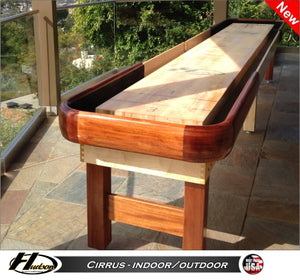 Hudson Cirrus - INDOOR/OUTDOOR - NEW with Custom Wood Options! 9'-22' Lengths
