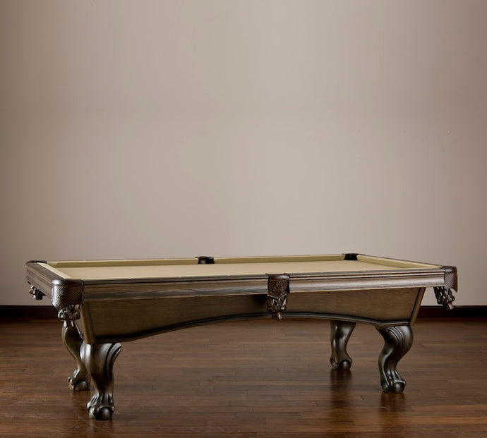 American Heritage Crescent Pool Table