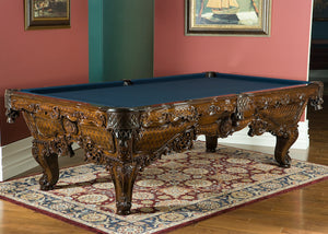 American Heritage Gobelins Pool Table